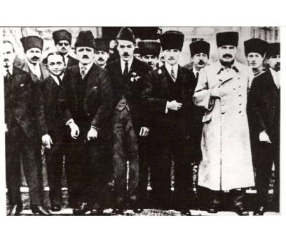 D&K-ATATÜRK-RUS VE AZERİ TEMSİLCİLERİ İLE 1920