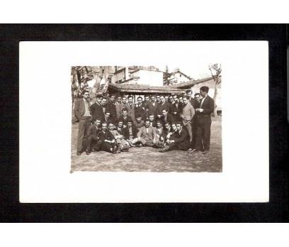 D&K--BİR GRUP ÖĞRENCİ 1929 YILI FOTOGRAF
