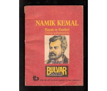 D&K-NAMIK KEMAL-HAYATI VE SERLERİ.