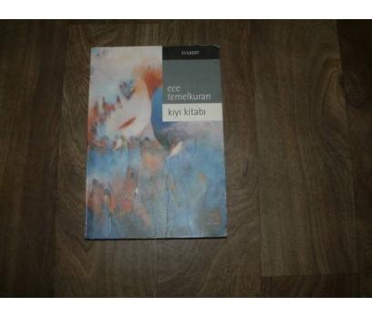 KIYI KİTABI ECE TEMELKURAN EVEREST YAYIN- 2002