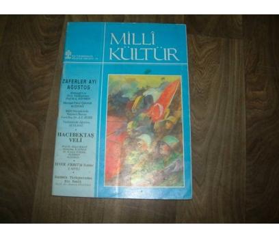 MİLLİ KÜLTÜR  S. 75 - 1990 ZAFERLER AYI