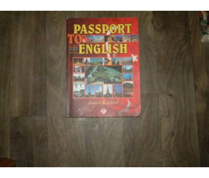 NEW EDİTİON PASSPORT ENGLISH DEMİREL ŞAHİN