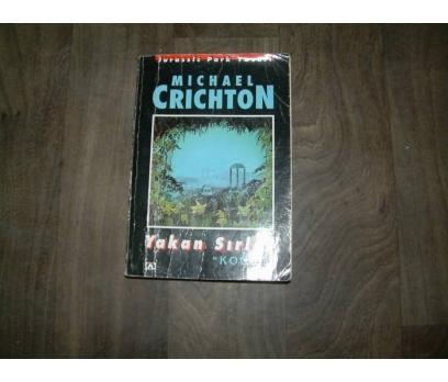 YAKAN SIRLARI KONGO MICHAEL CRICHTON