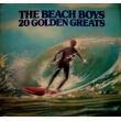 BEACH BOYS 20 GOLDEN GREATS , LP TEMİZ