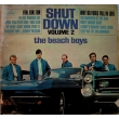 THE BEACH BOYS,SHOT DOWN VOL.2  , LP TEMİZ