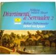 W.A.MOZART, DIVERTIMENTI & SERANADEN, 2 LP TEMİZ