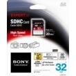 SAHIBINDEN SIFIR SONY 32GB SDHC UHS-1 HIGH SPEED