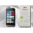 HTC ONE M8 parlak ekran koruyucu (SYROX)