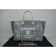 Chanel Grafitti Shopping Large Tote Bag