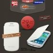 Samsung i8190 Galaxy S3 Mini Orjinal Flip Cover