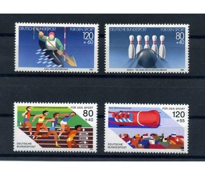 ALMANYA ** 1985-86 SPOR & ATLETİZM 2 TAM SERİ(A-1)