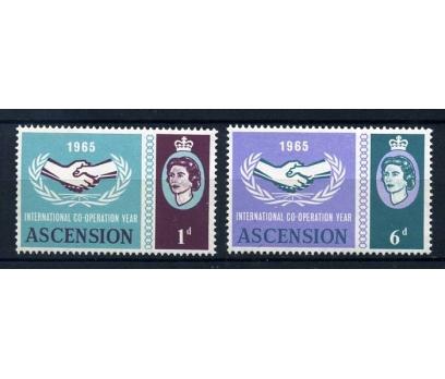 ASCENSION ** 1965 U.İŞBİRLİĞİ TAM SERİ (A-1)
