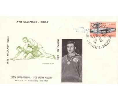 C-ÖD 1960 ROMA O. ŞAMP.GÜREŞÇİMİZ T.KIŞ (290415)