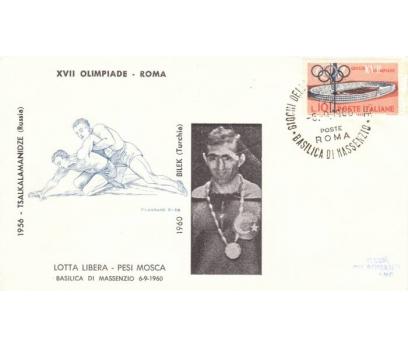 C-ÖD 1960 ROMA O.ŞAMP.GÜREŞÇİMİZ A.BİLEK(290415)