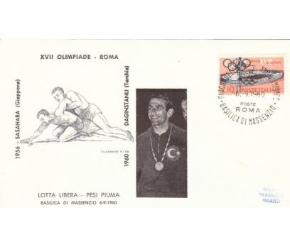 C-ÖD 1960 ROMA O.ŞAMPİYONU M.DAĞISTANLI (290415)
