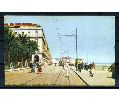 CEZAYİR-TREN YOLU 1930 LAR KP (280415)