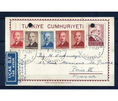 CUMHURİYET ANTİYE 1944 POST. GEÇMİŞ(300415)