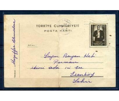 CUMHURİYET ANTİYE 1955 POST.GEÇMİŞ (300415)