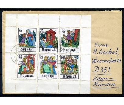 DDR FDC 21.11.1978 RAPUNZEL KB-SÜPER(YZ-1)