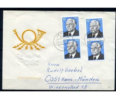 DDR  FDC 30.12.1975  WILHELM PIECK  TAM S.(YZ-1)