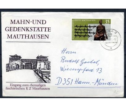 DDR FDC 5.9.1978 MAUTHAUSEN  TAM SERİ (YZ-1)