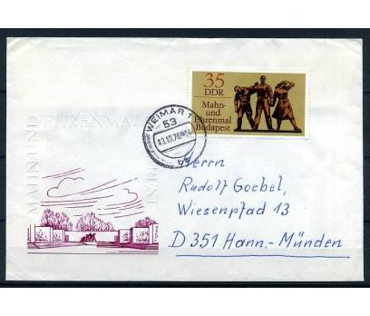 DDR PGZ 1976  MAHNMAL BUDAPEST  TAM SERİ (YZ-1)