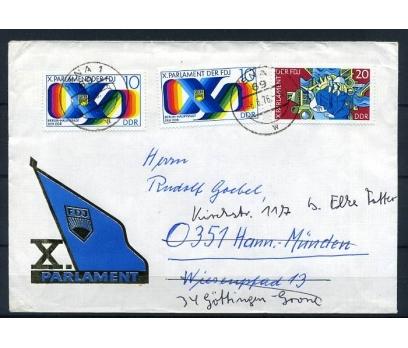 DDR PGZ 1976  PARLAMENTO  TAM SERİ (YZ-1)