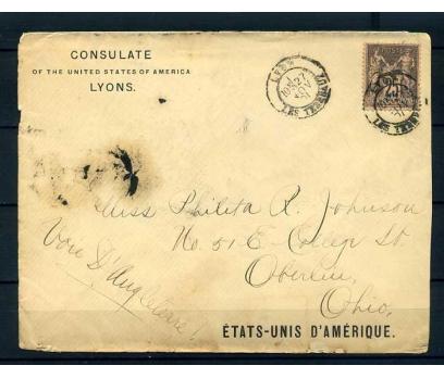 FRANSA 1891 KLASİK PULLU PGZ (290415)