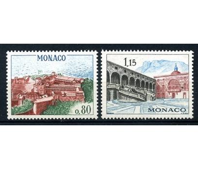 MONACO ** 1969  YAPILAR TAM SERİ (A-1)