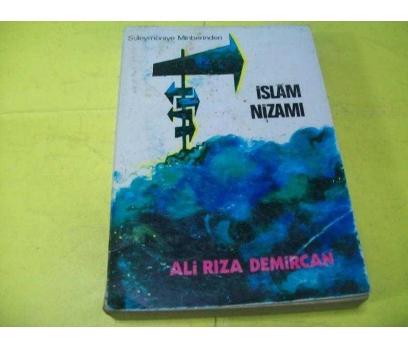 İSLAM NİZAMI - 1. CİLT - ALİ RIZA DEMİRCAN 1971