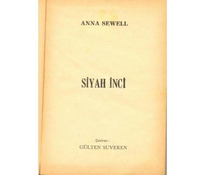 SİYAH İNCİ ANNA SEWELL