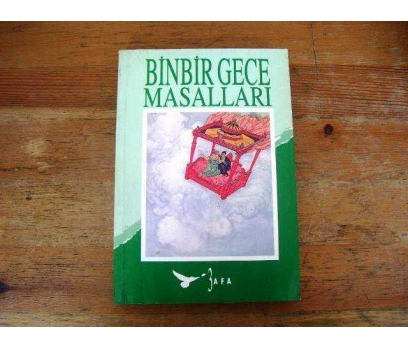 BİNBİR GECE MASALLARI 3 ALİM ŞERİF ONARAN