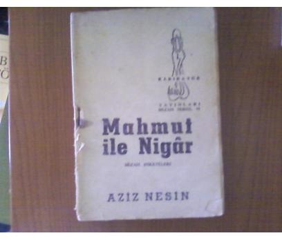 MAHMUT İLE NİGAR 1959 KABI YOK