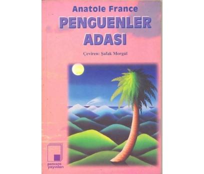 Penguenler Adası-Anatole France