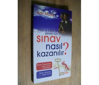 SINAV NASIL KAZANILIR - ADİL MAVİŞ - HAYAT YAYIN