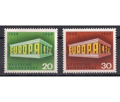1969 Almanya Europa Cept Damgasız**