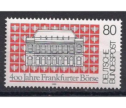 1985 Almanya Frankfurt  Borsası Damgasız**