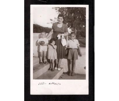D&K-ANTALYA ANNE VE ÇOCUKLARI 1951-FOTOGRAF