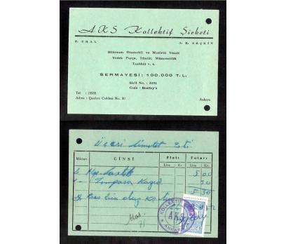 D&K-KARTVİZİT-F.URAL, A.K. SEÇKİN ANKARA
