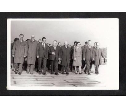 D&K-MÜLKİYELİ ÜYELER ANITKABİRDE 1966-FOTOGRAF