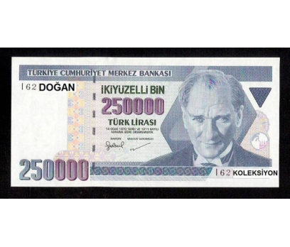 D&K-7.EMİSYON  2500.000 LİRA SERİ I 62 ÇİL