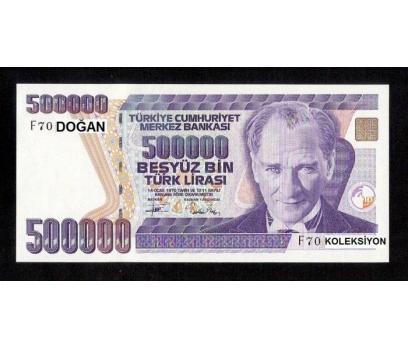 D&K-7.EMİSYON  500.000 LİRA SERİ  F70 ÇİLLL
