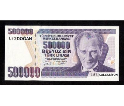 D&K-7.EMİSYON  500.000 LİRA SERİ  L83 ÇİL-TİP 3