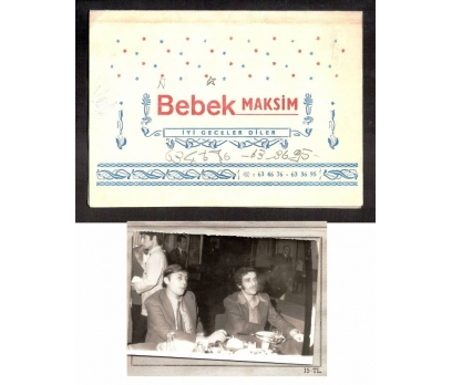 D&K-BEBEK MAKSİM FOTOGRAF KABI