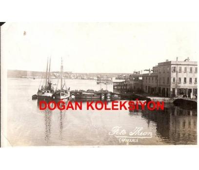 D&K-ÇANAKKALE SAHİL-KARTPOSTAL