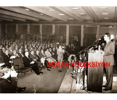 D&K-DENİZ BAYKAL ENERJİ BAKANI 1970Lİ YILLAR