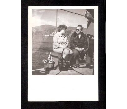 D&K-EGE GEZİSİ MART 1962 YILI-FOTOGRAF (1)