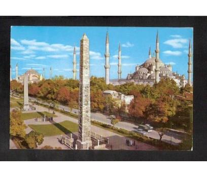 D&K-İSTANBUL SULTANAHMET CAMİİ KARTPOSTAL