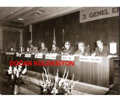 D&K-MUSTAFA ÖZYÜREK ENERJİ TOPLANTISI 1970Lİ