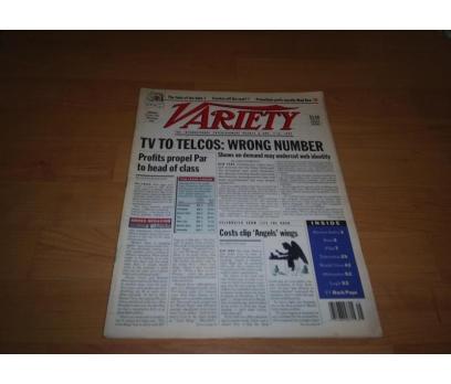 VARIETY NOV.1994 YABANCI SİNEMA DERGİSİ